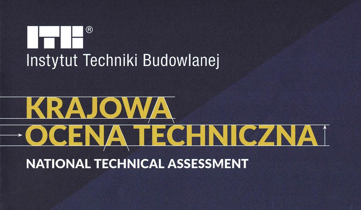 Aktualności - Krajowa Ocena Techniczna